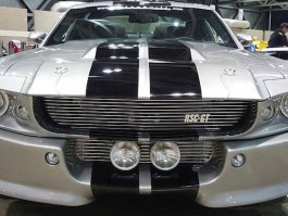 67 Shelby Project