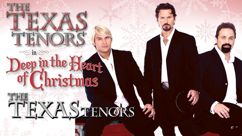 The Texas Tenors join Dubuque Symphony 'Deep in the Heart of Christmas'