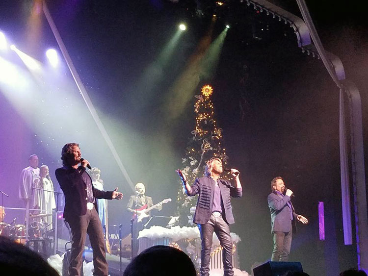 "Coming to Rose-Hulman: The Texas Tenors will bring their ""Deep in the Heart of Christmas"" show to Hatfield Hall at Rose-Hulman Institute of Technology on Dec. 9."