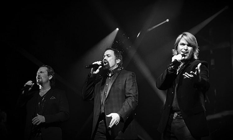 The Texas Tenors are SOLD OUT this Sunday in the Roland Fine Arts Center at Hannibal-LaGrange University