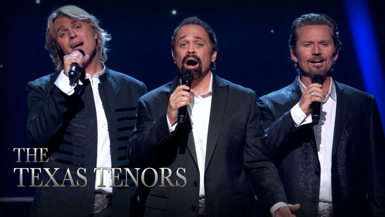 The Texas Tenors to perform at Little Creek Casino in Shelton