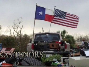 VIDEO: The Texas Tenors Donate 100% of RISE Single Proceeds to Hurricane Harvey Relief Efforts