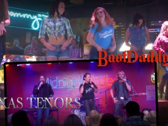 THE TEXAS TENORS REALEASE NEW ORGINAL COUNTRY SINGLE!