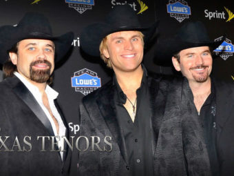 REVIEW: The Texas Tenors raise the roof at Symphony Hall