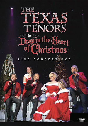 Deep in the Heart of Christmas – DVD
