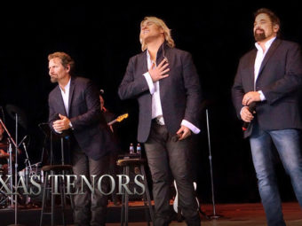 The Texas Tenors LIVE! at the PNC Bank Arts Center