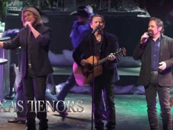 The Texas Tenors will appear on America's Got Talent: The Champions