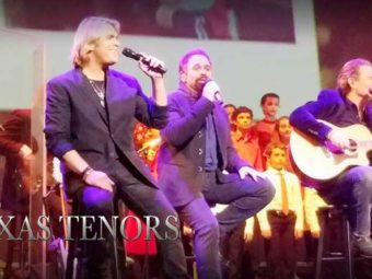 Review: THE TEXAS TENORS: DEEP IN THE HEART OF CHRISTMAS BRINGS HOLIDAY JOY TO FANS at The Straz Center For The Performing Arts