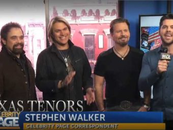 """VIDEO: The Texas Tenors on What Scares them Going Into """"AGT The Champions"""" 