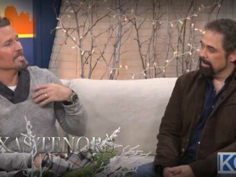 VIDEO: JC Fisher and John Hagen chat with KCLIVE about AGT Champions