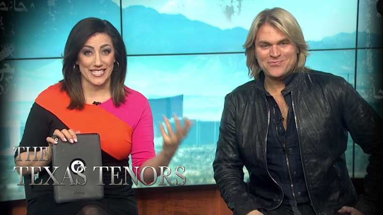 VIDEO: The Texas Tenors compete in America's Got Talent Champions