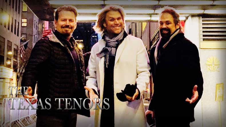 The Texas Tenors talk 'AGT: The Champions,' new album, technology