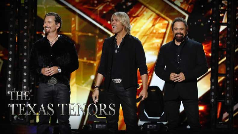 The Texas Tenors Bring Broadway to America's Got Talent: Champions