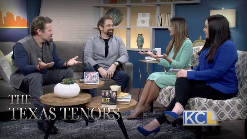 VIDEO: Watch The Texas Tenors tonight on AGT: Champions
