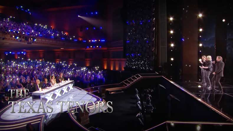 """VIDEO: The Texas Tenors: Trio Sings Powerful """"Unchained Melody"""" – America's Got Talent: The Champions"""