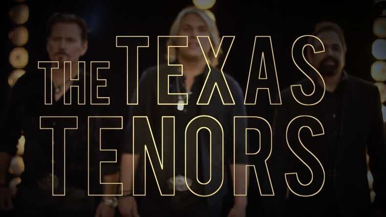 The Texas Tenors to Perform at Little Creek Casino Resort on May 11