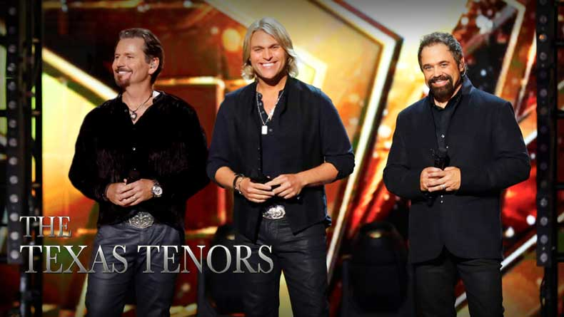 'America's Got Talent' Champs The Texas Tenors To Perform May 4 At NPAC