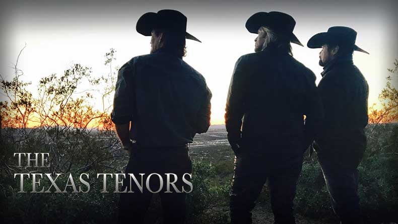 The Texas Tenors Sept. 21 concert kicks off symphony's 2019-20 season