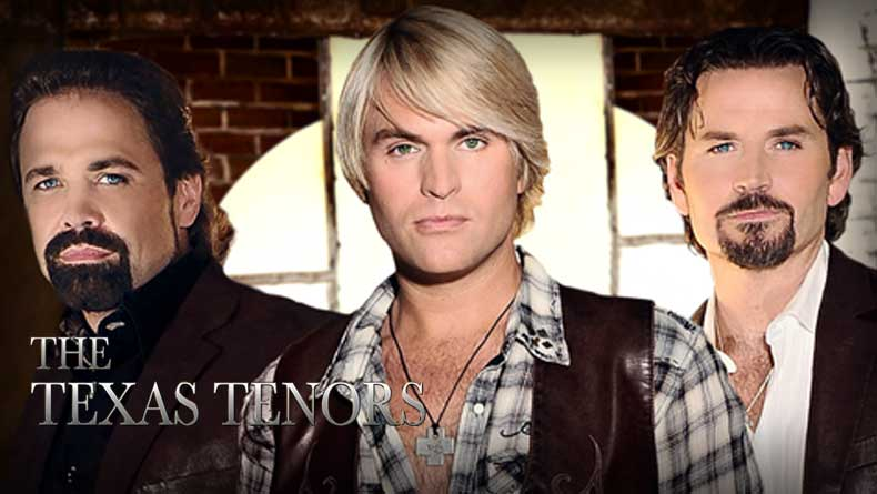The Texas Tenors to perform at the Lubbock Women's Club in September
