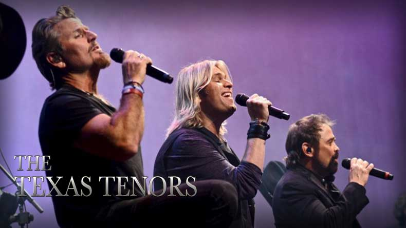 Gallery: The Texas Tenors perform at Merced Theatre