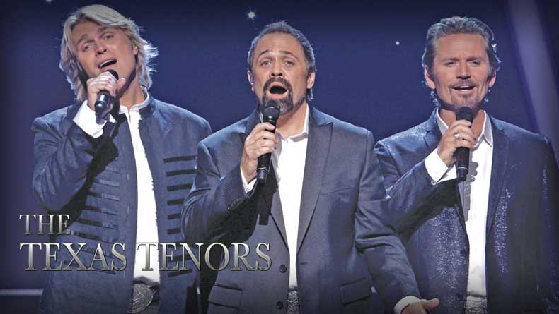 Here's how The Texas Tenors tweaked their sound as they open for Norris Theatre's 37th season