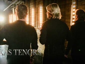 Win a night on the town with The Texas Tenors