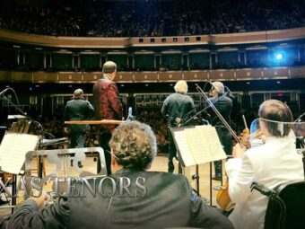 REVIEW: Cleveland POPS with The Texas Tenors