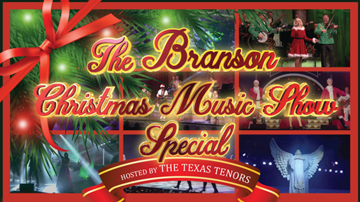 THE BRANSON CHRISTMAS MUSIC SHOW SPECIAL AIR DATES
