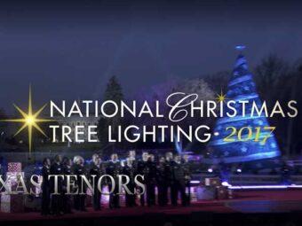 VIDEO: 2017 National Christmas Tree Lighting Ceremony