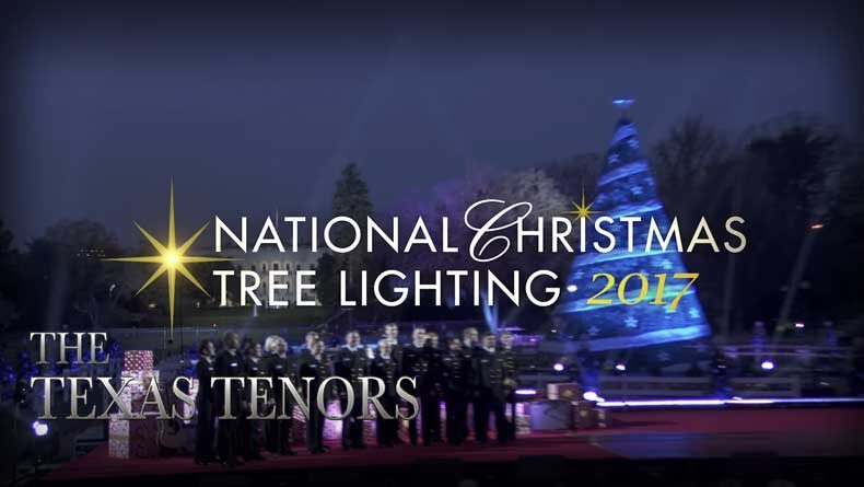 VIDEO: 2017 National Christmas Tree Lighting Ceremony