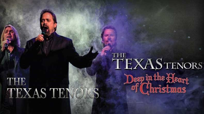 The Texas Tenors returning to Mason City