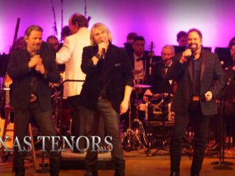 Wagner: Texas Tenors hit right notes in concert with NISO
