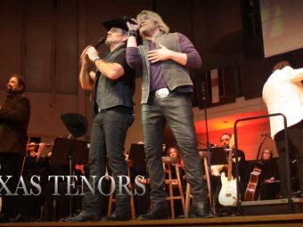 Texas Tenors and NISO take the stage at concert
