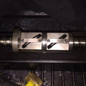 ball screw repair