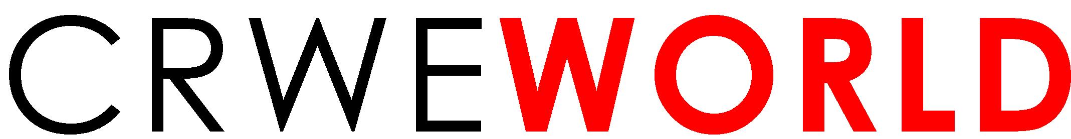 CRWEWORLD logo