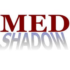 med shadow Logo