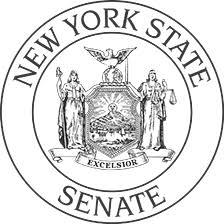 NY state senate logo