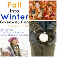 $50 Amazon Gift Card for Fall into Winter Giveaway Hop