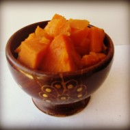 Tempting Tuesday's Recipe:  Baked Apples Yams Recipe
