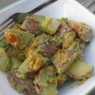 Pesto Vinaigrette Potato Salad Recipe