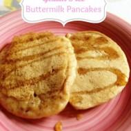 Buttermilk Pancakes Recipe Dairy & Gluten Free