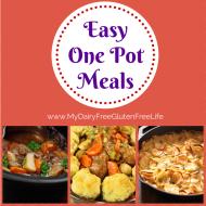 Easy One Pot Meals:  Martha Stewart's One-Pot Chicken Recipe