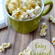 Dairy & Gluten Free Caramel Corn Recipe