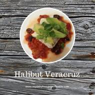 Tempting Tuesday's Recipe:  Halibut Veracruz