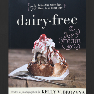 Dairy-Free Ice Cream Book Review