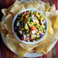 Colorful Corn Salsa Recipe