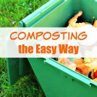 Composting the Easy Way