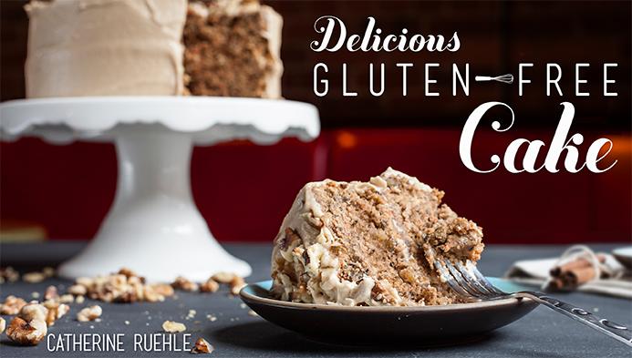 Delicious Gluten-Free Cake Online Class