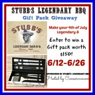 Stubb's Legendary BBQ Gift Pack Giveaway – arv $150