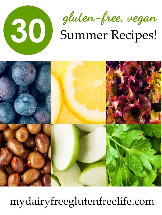 30 Gluten-Free, Vegan Summer Recipes